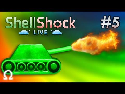 TASTE THE RAINBOW, GUARDIAN PANDA! | Shellshock Live #5 Ft. Mini, Marcel, Jiggly