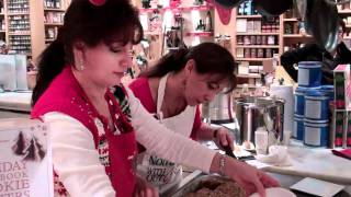 Karithopita Greek Cooking Demonstration Part 3