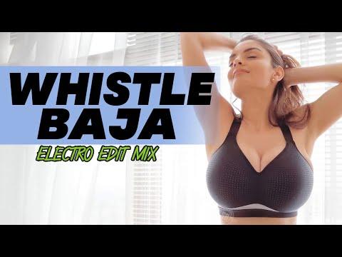 Whistle baja (Electro Edit Mix)  Dj AnuZd...