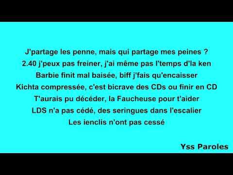 Maes - Sur Moi (parole)