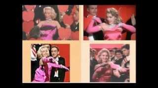 Madonna copies others- old comparisons Secret Project part 1