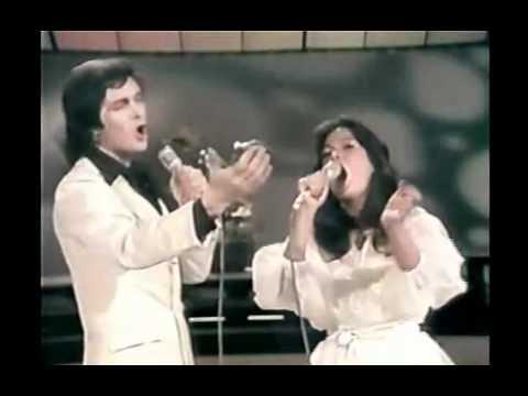 Angela Carrasco & Camilo Sesto en Mexico 1978 - Ciudad Corazon