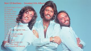 Best Of BeeGees - Greatest Hits Album