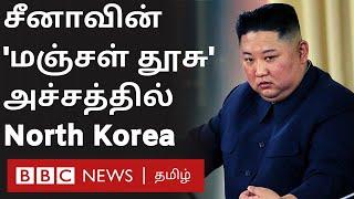 அஞ்சி நடுங்கும் North Korea: சீனாவில் இருந்து பரவும் 'மஞ்சள் தூசு' படலத்தில் கொரோனாவா?