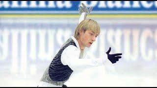 Evgeni Plushenko 2003 GPF warmup + LP2 St Petersburg 300