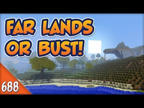 Minecraft Far Lands or Bust - #688 - Historically Significant