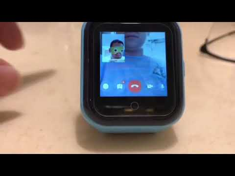 4G兒童視訊手錶(LINE視訊通話) - YouTube