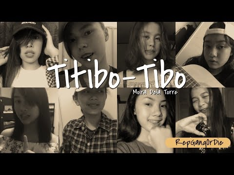 Titibo-Tibo by Moira Dela Torre [Musical.ly Cover]