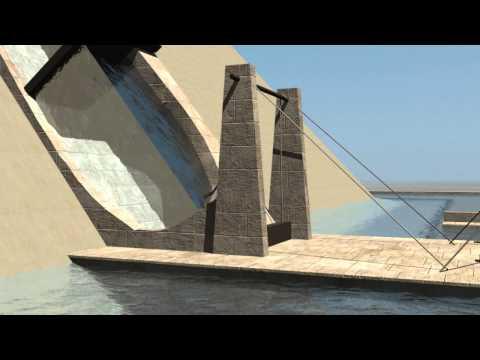 How The Pyramids Of Egypt Were Really Built Addendum - Multiple Locks
