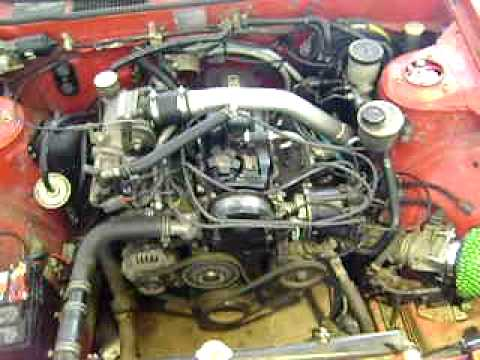 200sx s12 engine