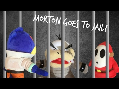 Morton goes to Jail!