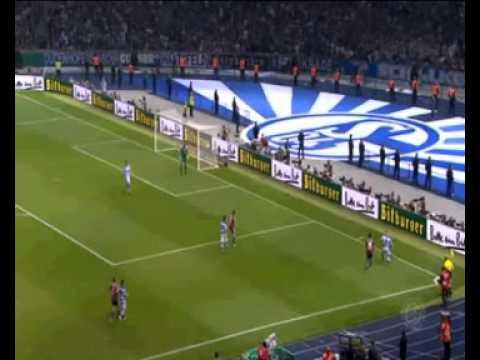 21.05.2011 Button DFB Pokal Finale Endspiel Berlin