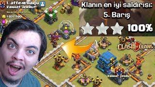 60 LvL Kraliçeli Köyü 3 'LEDİM Clash of Clans
