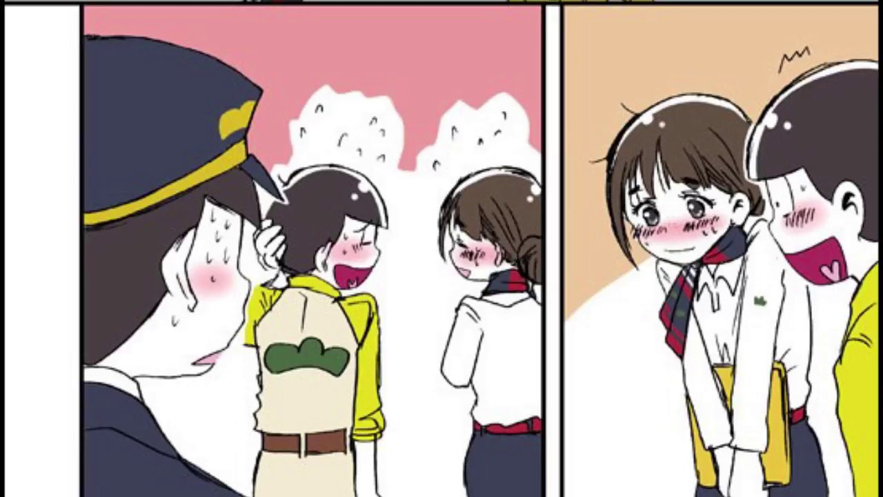 おそ松 さん イケメン 漫画 pixiv