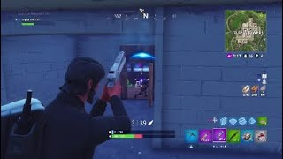 THE NEW HAND CANNON FULL GAMEPLAY  (FORTNITE BR)