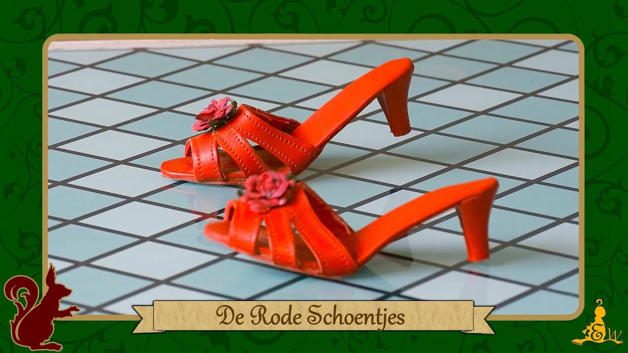 765fece38ba Efteling Sprookjesbos: Rode Schoentjes - YouTube