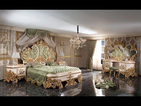 LUXURY BEDROOM FURNITURE - Victorian Exclusive  Bedroom