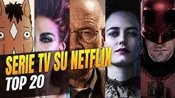 Serie tv da vedere su Netflix - La nostra Top 20