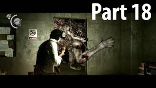 The Evil Within Walkthrough Gameplay - Part 18 - Spider Boss Man - Chapter 10