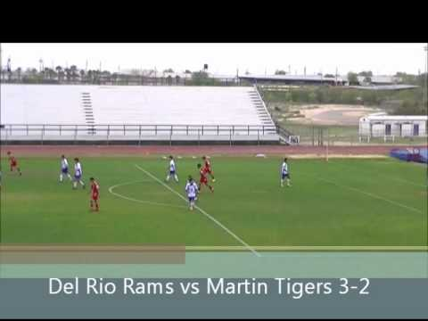 Del Rio vs Martin Part 2