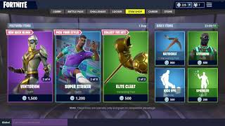 Fortnite ITEM SHOP 12 July 2018! NEW Featured items and Daily items! (FORTNITE ITEM SHOP TODAY)