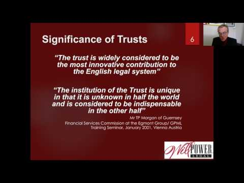 Tax Effective Trusts Part 1: Testamentary Trusts
