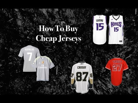How to Find Cheap Jerseys Online