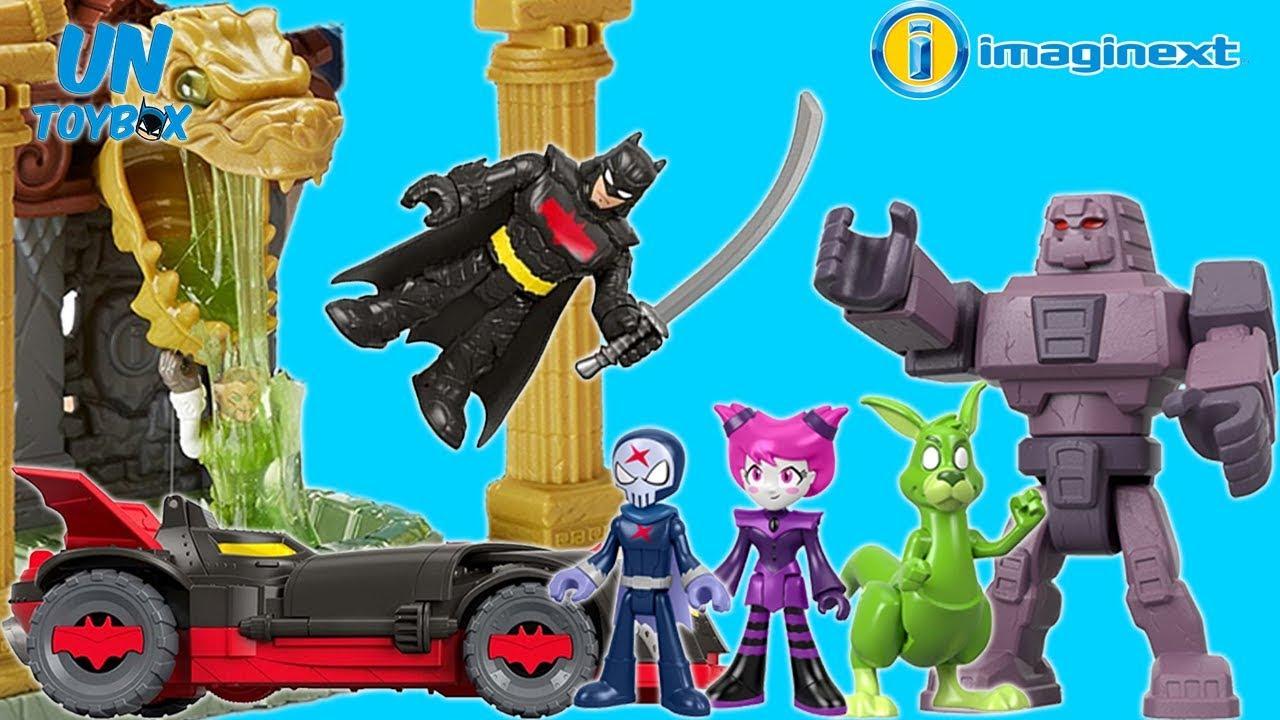 New Imaginext Toys 2020 NEW IMAGINEXT TOYS 2018 | BATMAN | AQUAMAN | TEEN TITANS GO   YouTube
