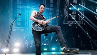 Trivium - A Gunshot to the Head of Trepidation #woodstock2017