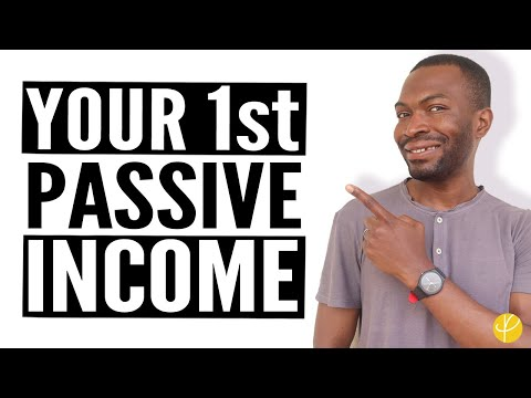 How To Make YOUR FIRST Passive Income | Side Income Ideas UK thumbnail