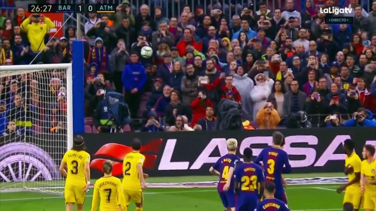 Download Barcelona vs Atletico Madrid 1-0 All Goals & Highlights   La Liga 04 03 2018