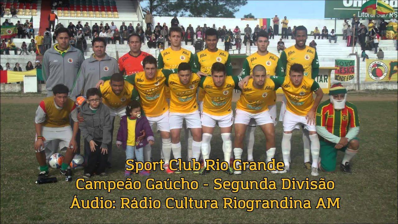 Resultado de imagem para Sport Club Rio Grande