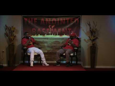 Anointed Basement-RyanDavis Interview