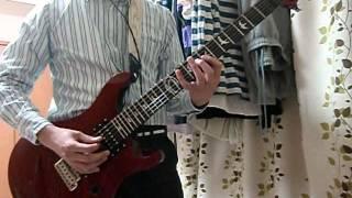 天國のギター・トレーニング・ソング 翔べ!アニソン編」より 『崖の上のポニョ』を弾いてみました。 ...まぁ、、、簡単でした。
