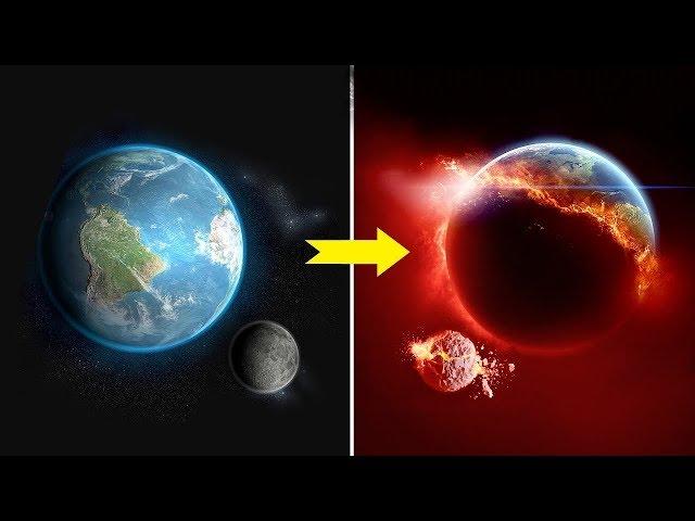 Trái Đất Sẽ Ra Sao Nếu Mặt Trăng Và Mặt Trời Biến Mât