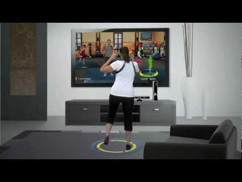 Kinect Biggest Loser Gets a Trailer