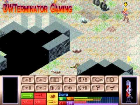 X-COM: UFO Defense/Enemy Unknown Gameplay