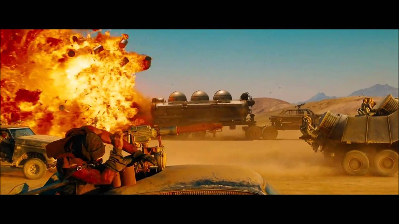 mad max fury road official full hd trailer youtube