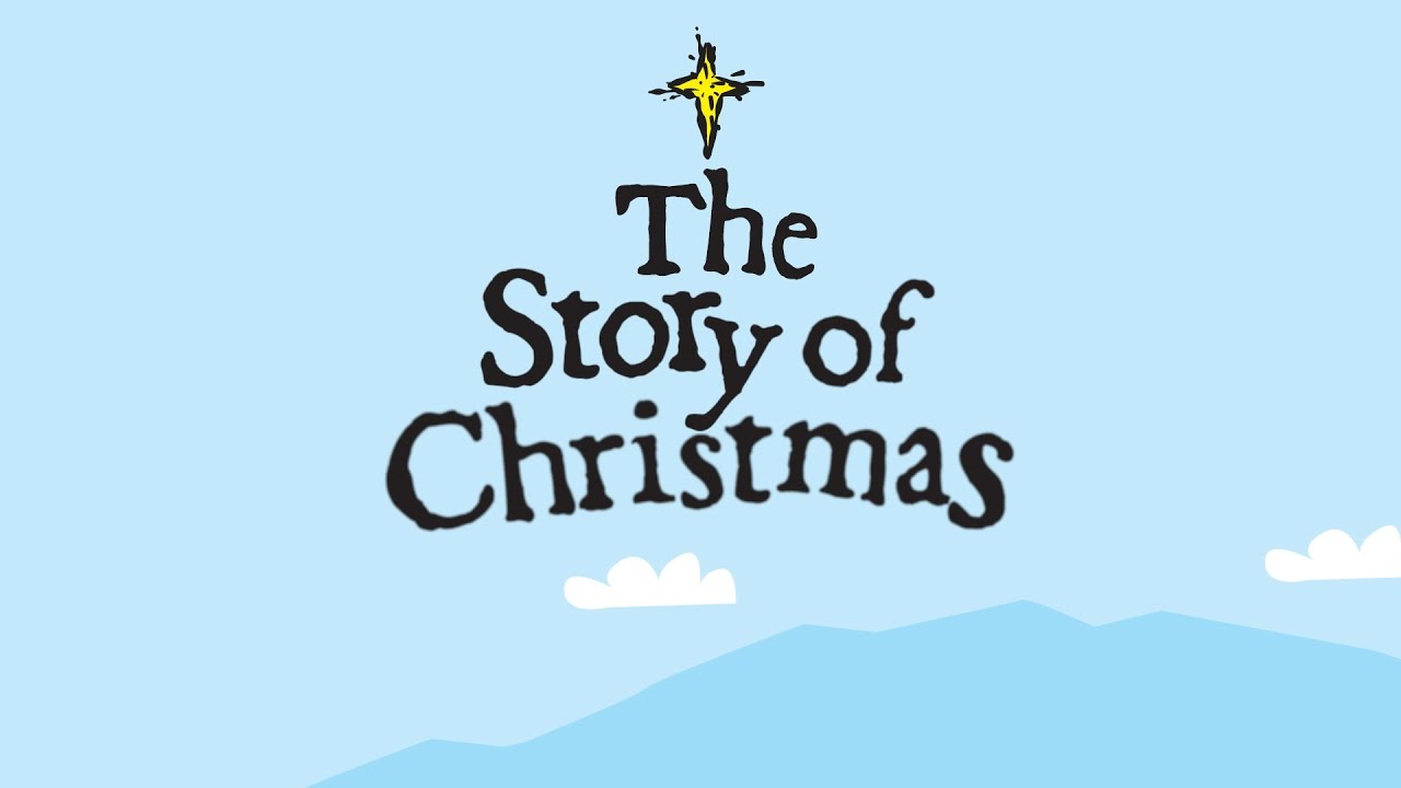 Story Of Christmas.The Story Of Christmas Elementary Lesson 1