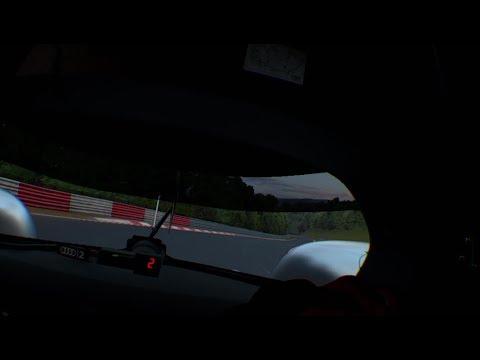 GT Sport VR - Audi R18 LMP1 @ Nurburgring Nordschleife