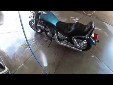 how to wash a motorcycle ( how i wash my motorcycle )
