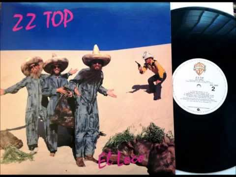 Pearl Necklace , ZZ Top , 1981 Vinyl