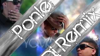 Nova Ft. Farruko Y Yomo - Ponle Dj Remix