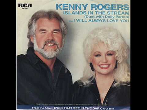 Islands In The Stream - Dolly Parton And Kenny Rogers
