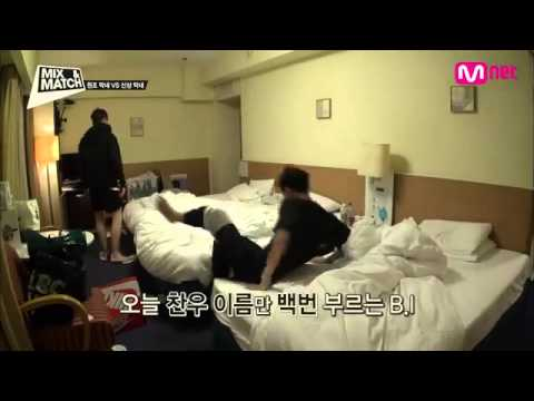 (ENG SUB) MIX&MATCH EP.7 @ Hidden camera on Chanwoo & Donghyuk
