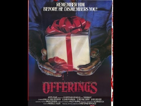 Offerings [1989] - Review - ('80s Slasher Movie)