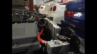 | E30 V8 #7 | C'est la course pour finir le V8 ! - PSR TV -