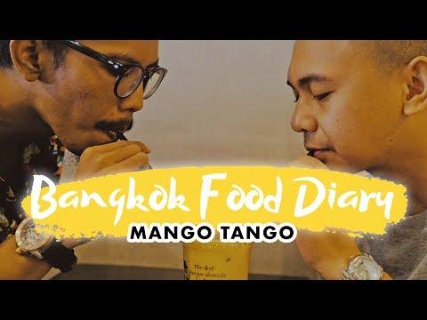 RESTORAN INI CUMAN JUAL MANGGA! - BANGKOK FOOD DIARY EPS. 5