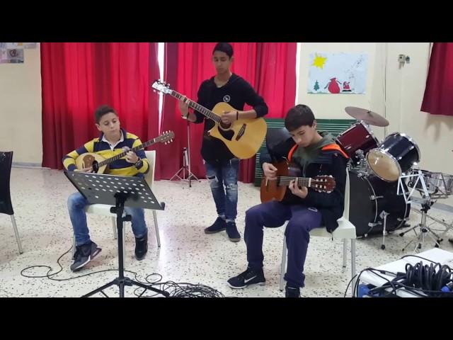 «Συνεκπαίδευση» με τραγούδια και χορούς μαθητών 2ου Γυμνασίου Αγ. Νικολάου και ΕΕΕΕΚ