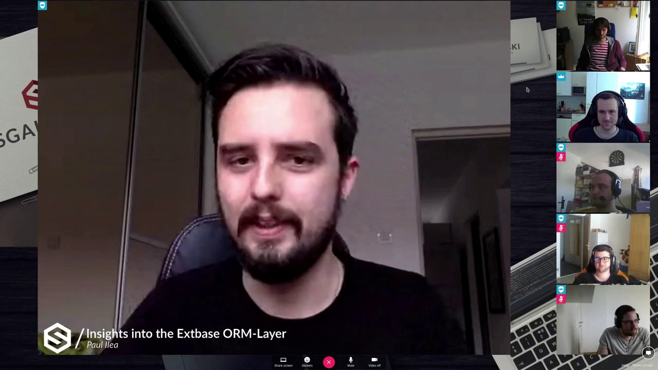 Insights into the Extbase ORM-Layer – Paul Ilea